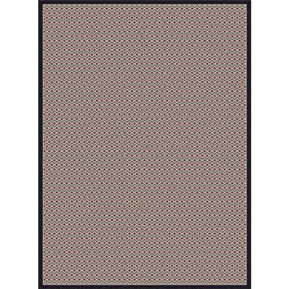 Dynamic Rugs 5192-6178 Piazza 2 Ft. X 3 Ft. 7 In. Rectangle Rug in Black