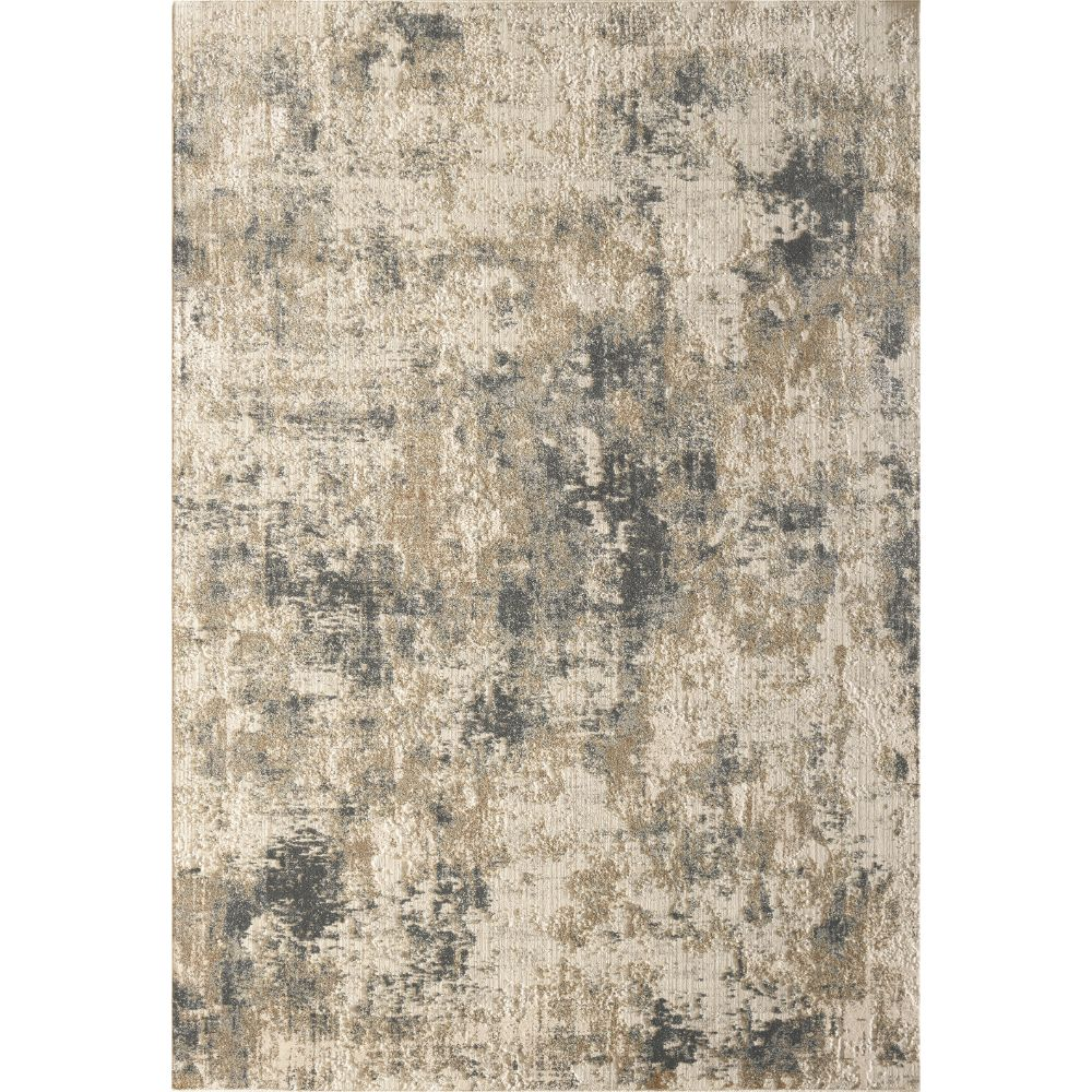 Dynamic Rugs  27031-180 Quartz 9 Ft. 2 In. X 12 Ft. 10 In. Rectangle Rug in Beige / Grey