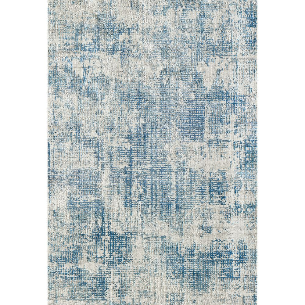 Dynamic Rugs 27035 150 Quartz 9 Ft. 2 In. X 12 Ft. 10 In. Rectangle Rug in Blue