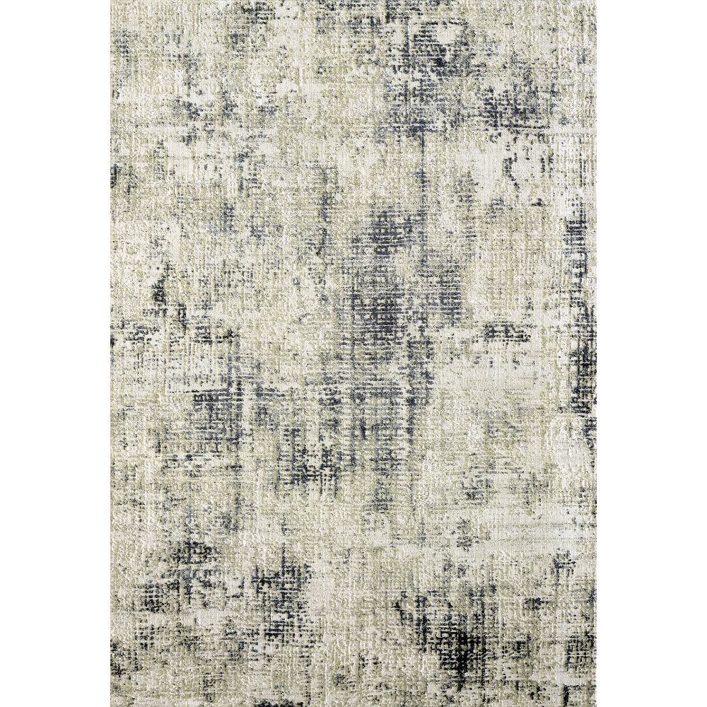 Dynamic Rugs 27035 190 Quartz 9 Ft. 2 In. X 12 Ft. 10 In. Rectangle Rug in Grey