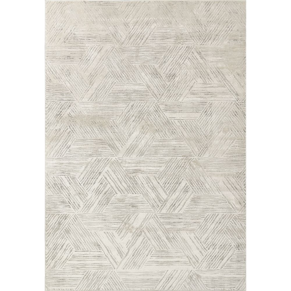 Dynamic Rugs 27041 Quartz 9 Ft. 2 In. X 12 Ft. 10 In. Rectangle Rug in Ivory