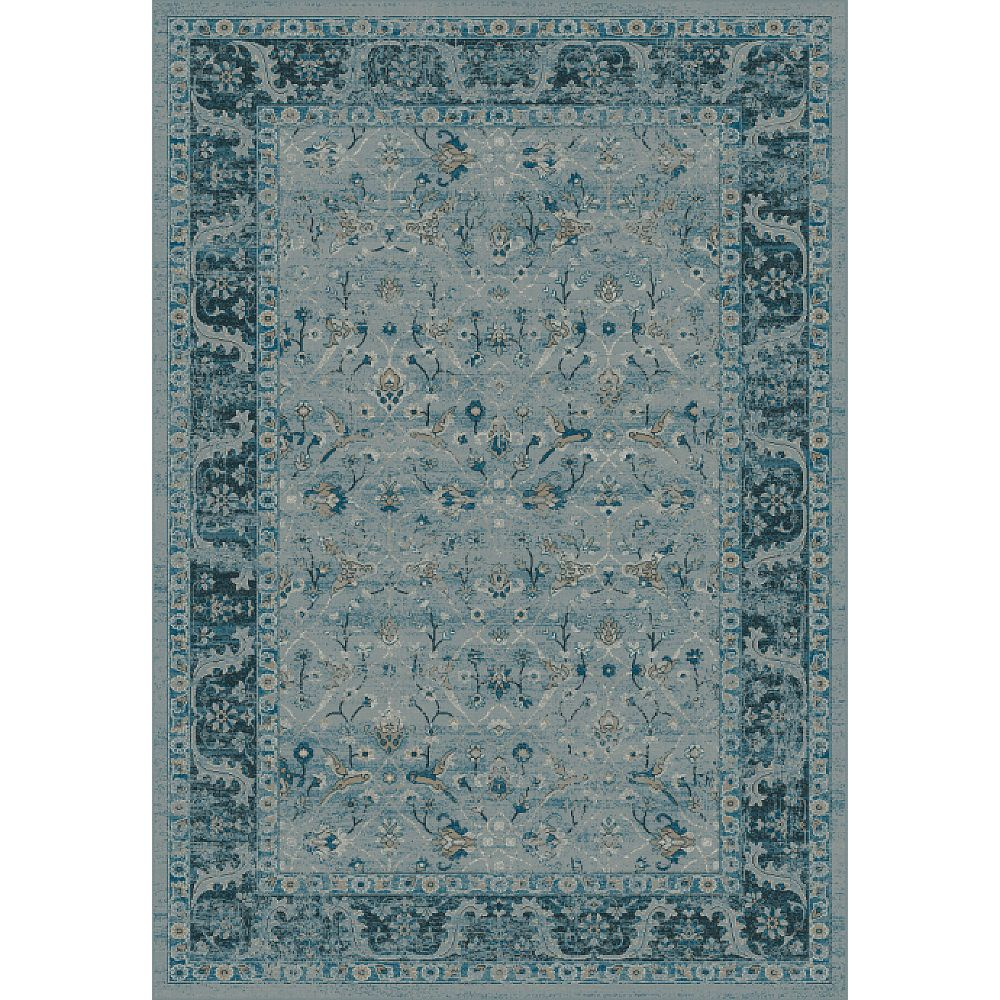 Dynamic Rugs 88911-4989 Regal 2 Ft. X 3 Ft. 5 In. Rectangle Rug in Blues