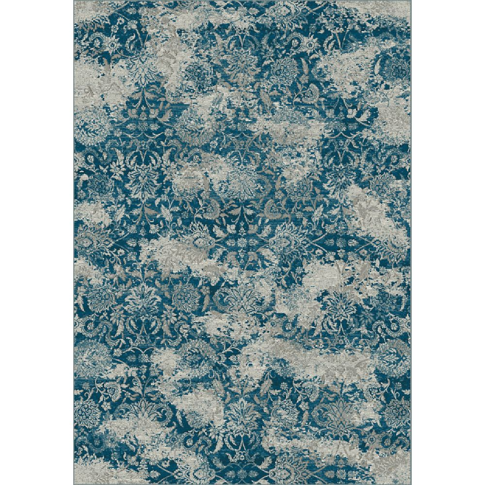 Dynamic Rugs 89365-8959 Regal 2 Ft. X 3 Ft. 5 In. Rectangle Rug in Blues