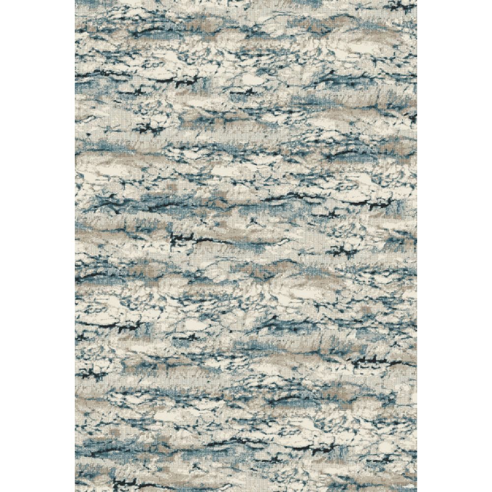Dynamic Rugs 89584-6949 Regal 2 Ft. X 3 Ft. 5 In. Rectangle Rug in Blues