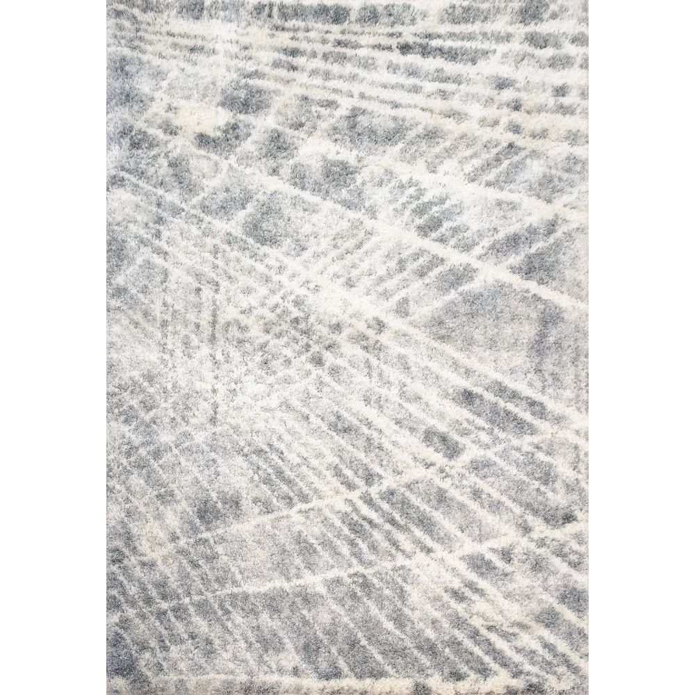 Dynamic Rugs 3544 Reverie 3 Ft. 11 In. X 5 Ft. 7 In. Rectangle Rug in Cream / Grey
