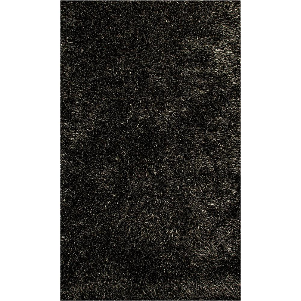 Dynamic Rugs 2600-109 Romance 5 Ft. X 8 Ft. Rectangle Rug in Ivory/Black