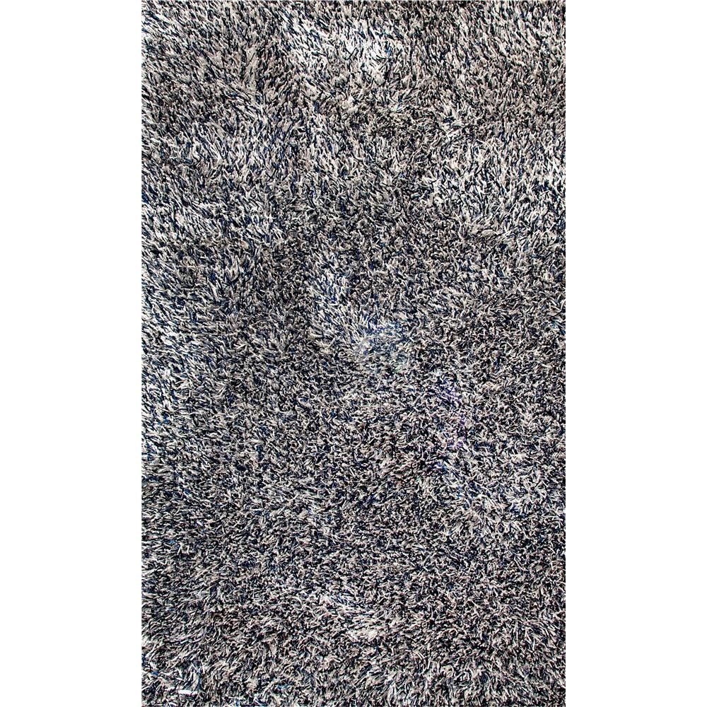 Dynamic Rugs 2600-198 Romance 3 Ft. X 5 Ft. Rectangle Rug in Ivory/Blue