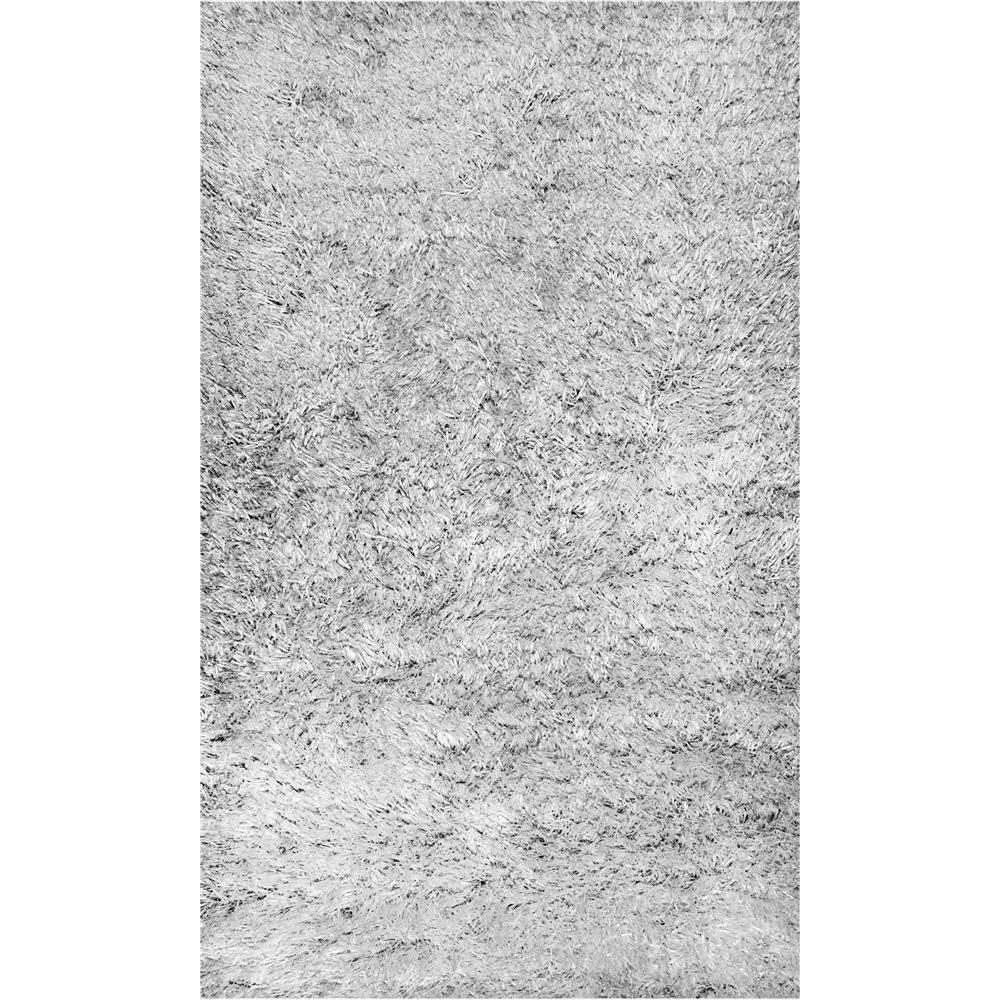 Dynamic Rugs 2600-919 Romance 3 Ft. X 5 Ft. Rectangle Rug in Silver