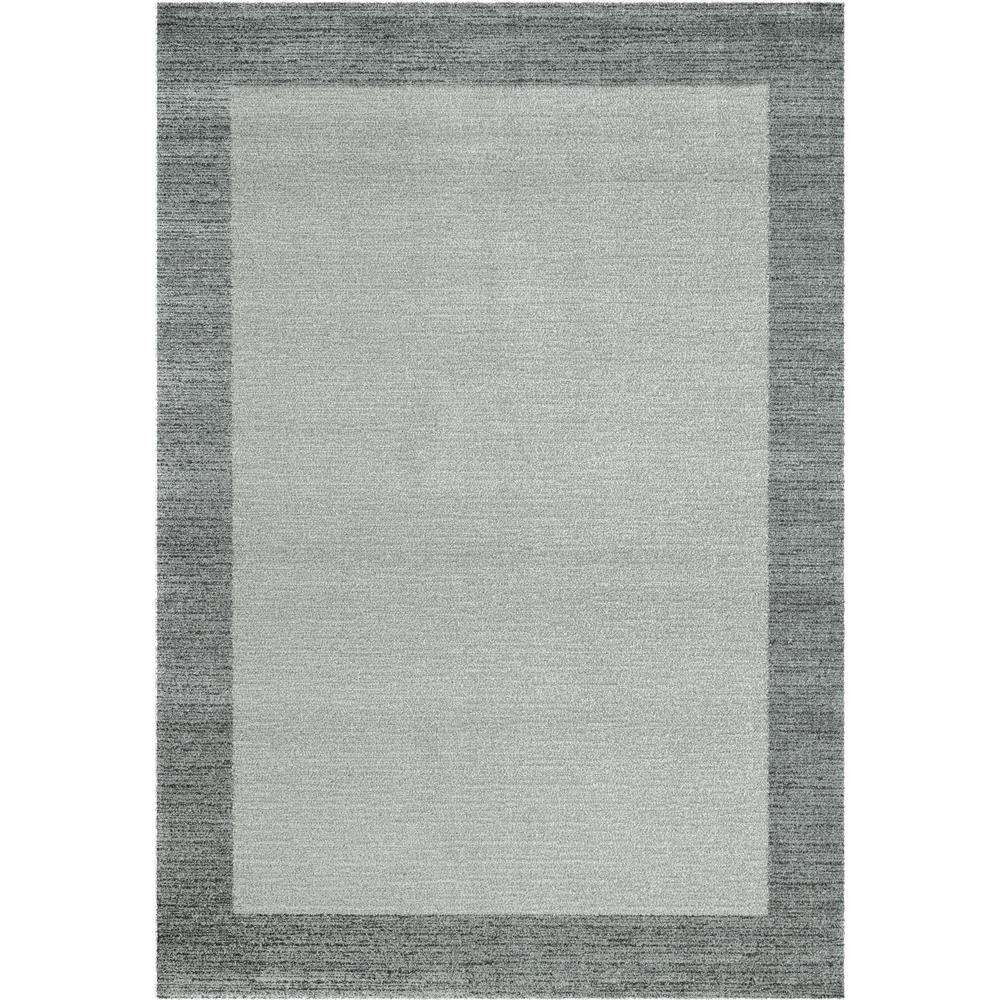Dynamic Rugs 49003 5242 Sherpa 2 Ft. 2 In. X 7 Ft. 7 In. Runner Rug in Grey