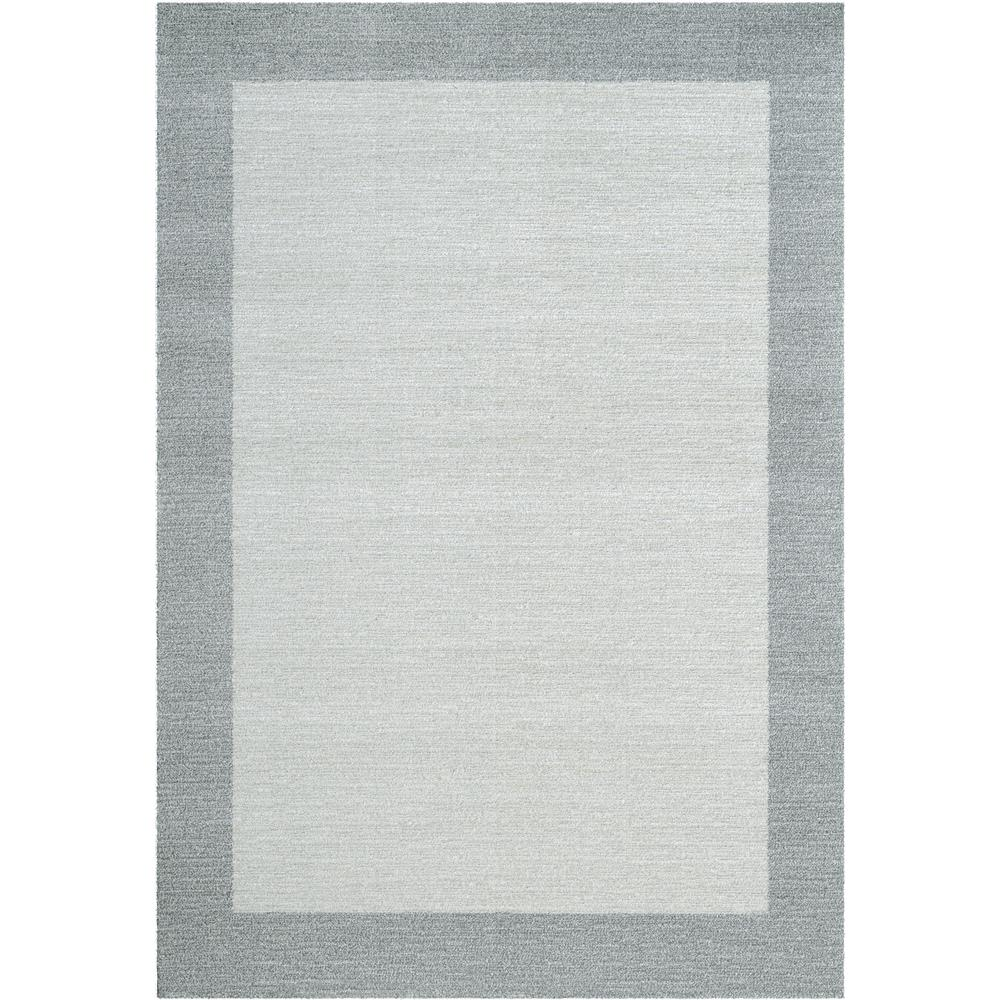Dynamic Rugs 49003 6252 Sherpa 2 Ft. 2 In. X 7 Ft. 7 In. Runner Rug in Light Grey