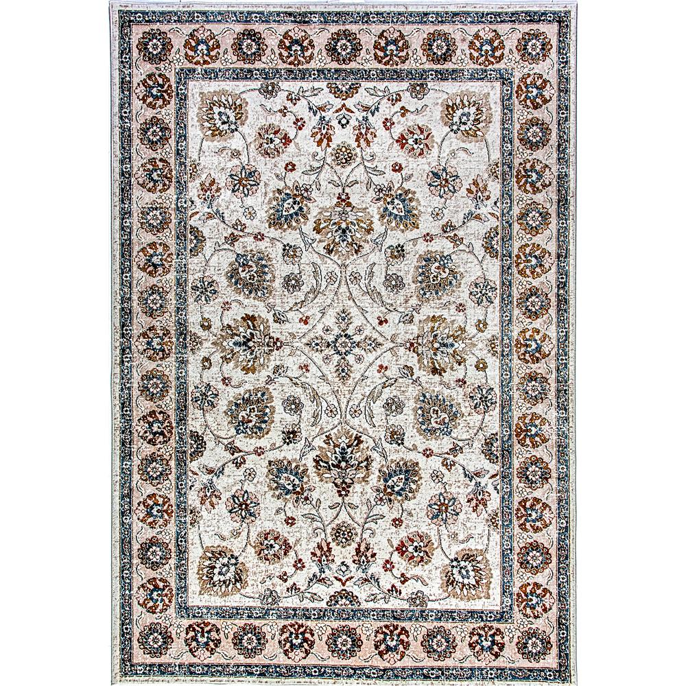 Dynamic Rugs  1338-111 Venice 2 Ft. X 3 Ft. 5 In. Rectangle Rug in Cream