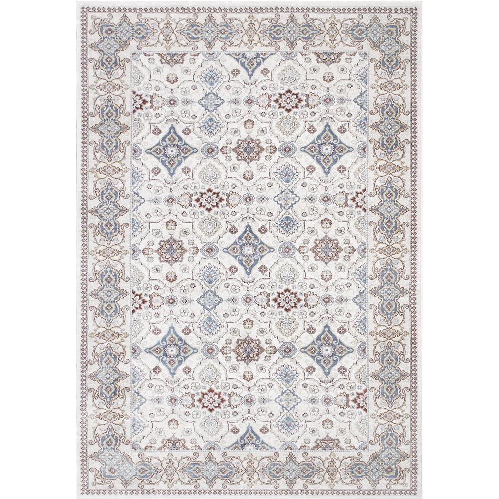 Dynamic Rugs  1998-111 Venice 2 Ft. X 3 Ft. 5 In. Rectangle Rug in Cream