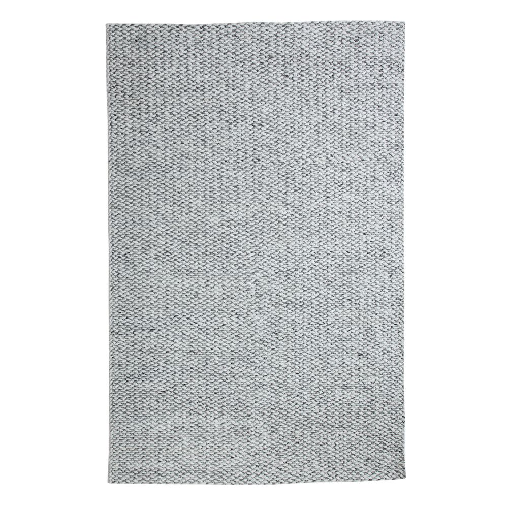 Dynamic Rugs  40803-190 Zest 2 Ft. X 4 Ft. Rectangle Rug in Ivory/Grey