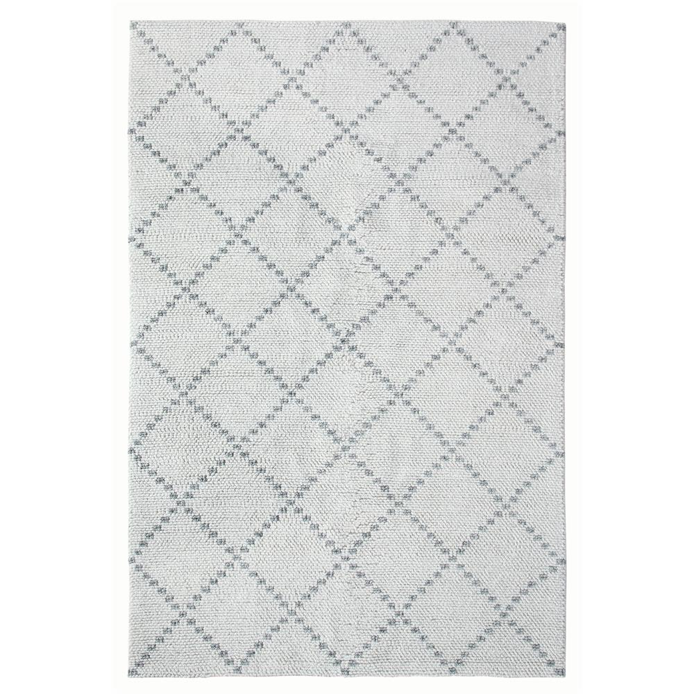Dynamic Rugs 40809 Zest 2 Ft. X 4 Ft. Rectangle Rug in Grey