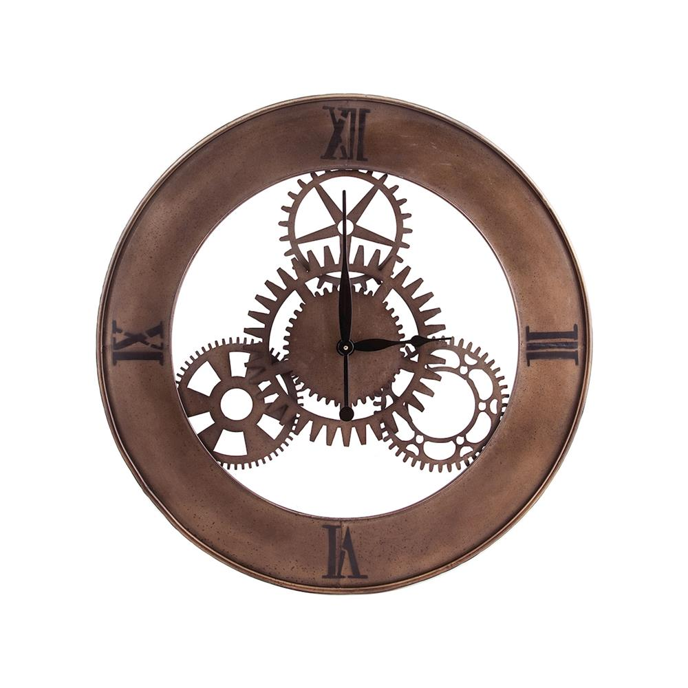 ELK Home 26-8666 Industrial Cog Wall Clock