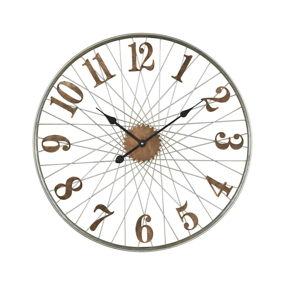 ELK Home 3205-003 Moriarty Wall Clock