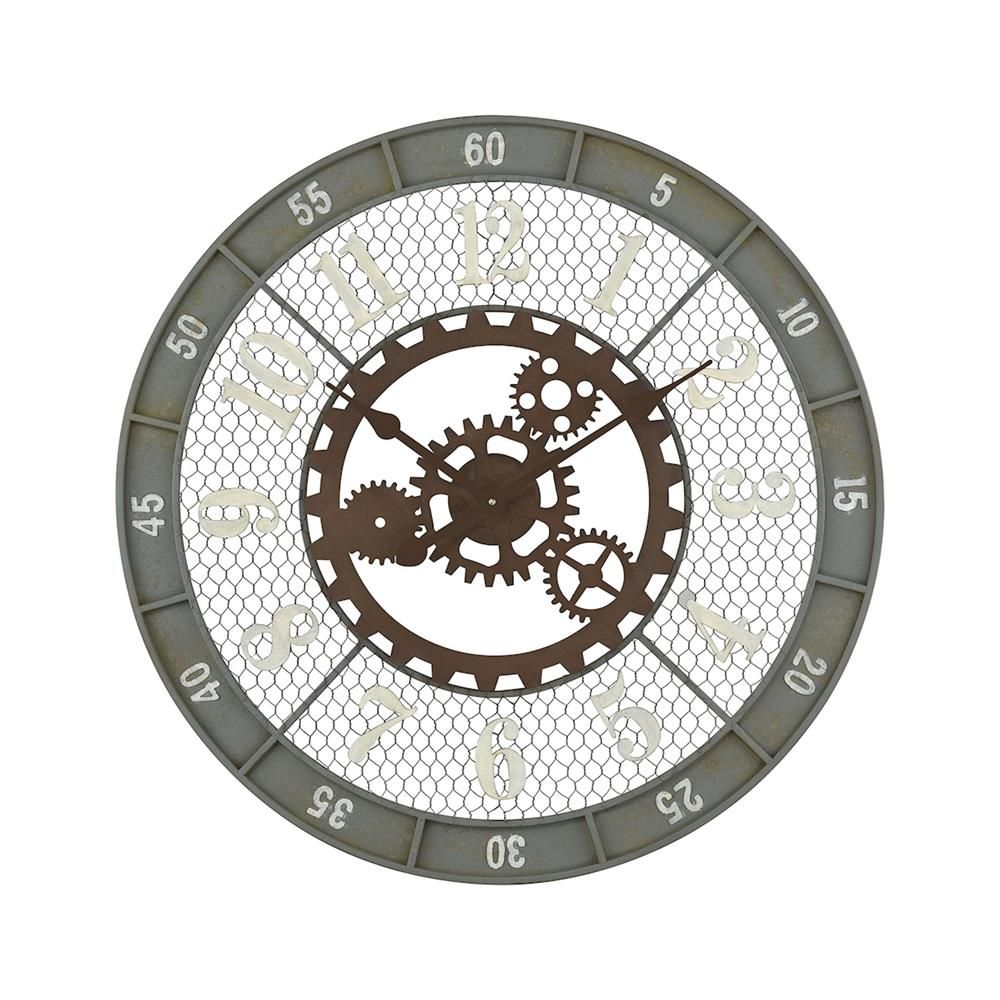 ELK Home 3205-004 Roadshow Wall Clock