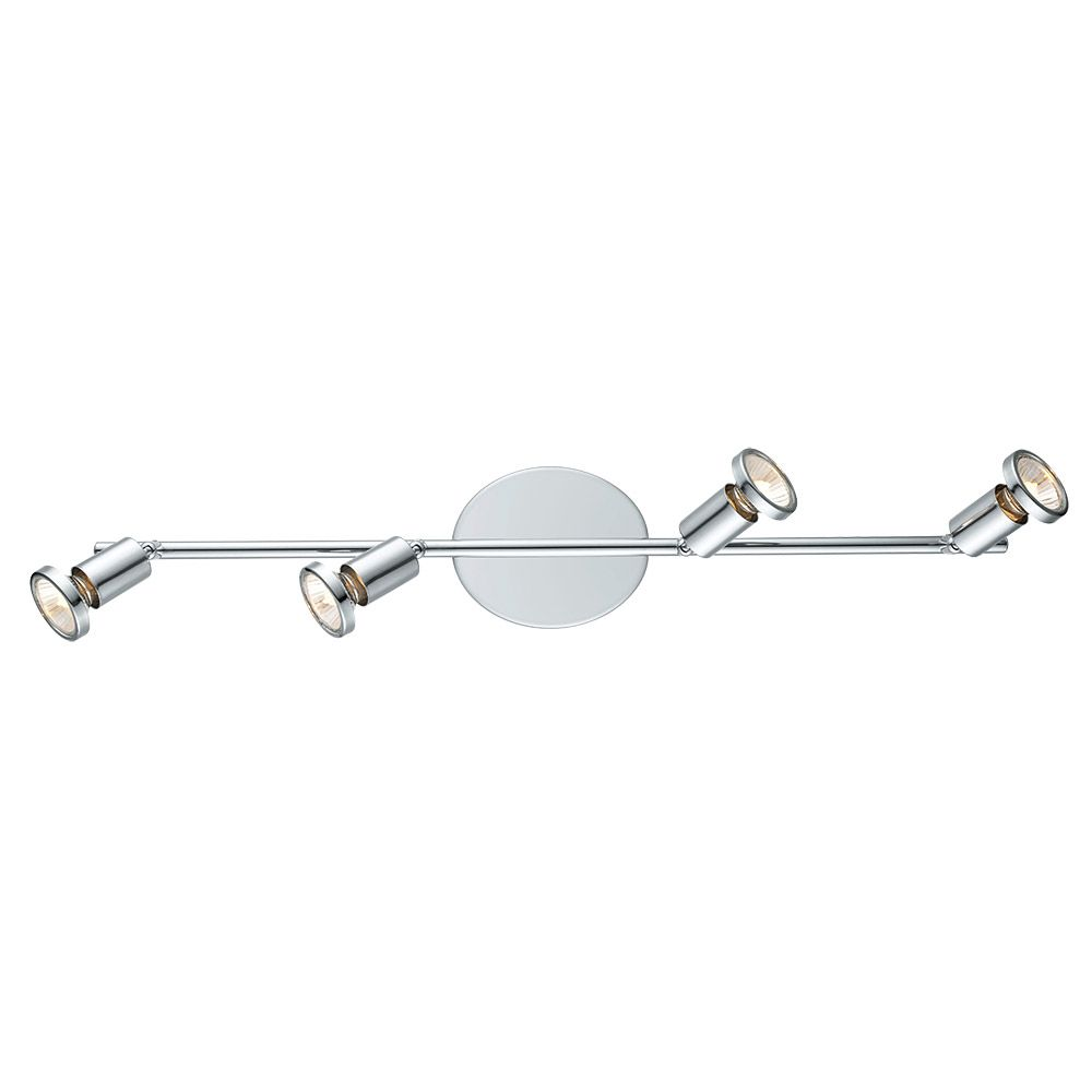 Eglo 200401A Buzz 4 Light Track Lighting in Chrome