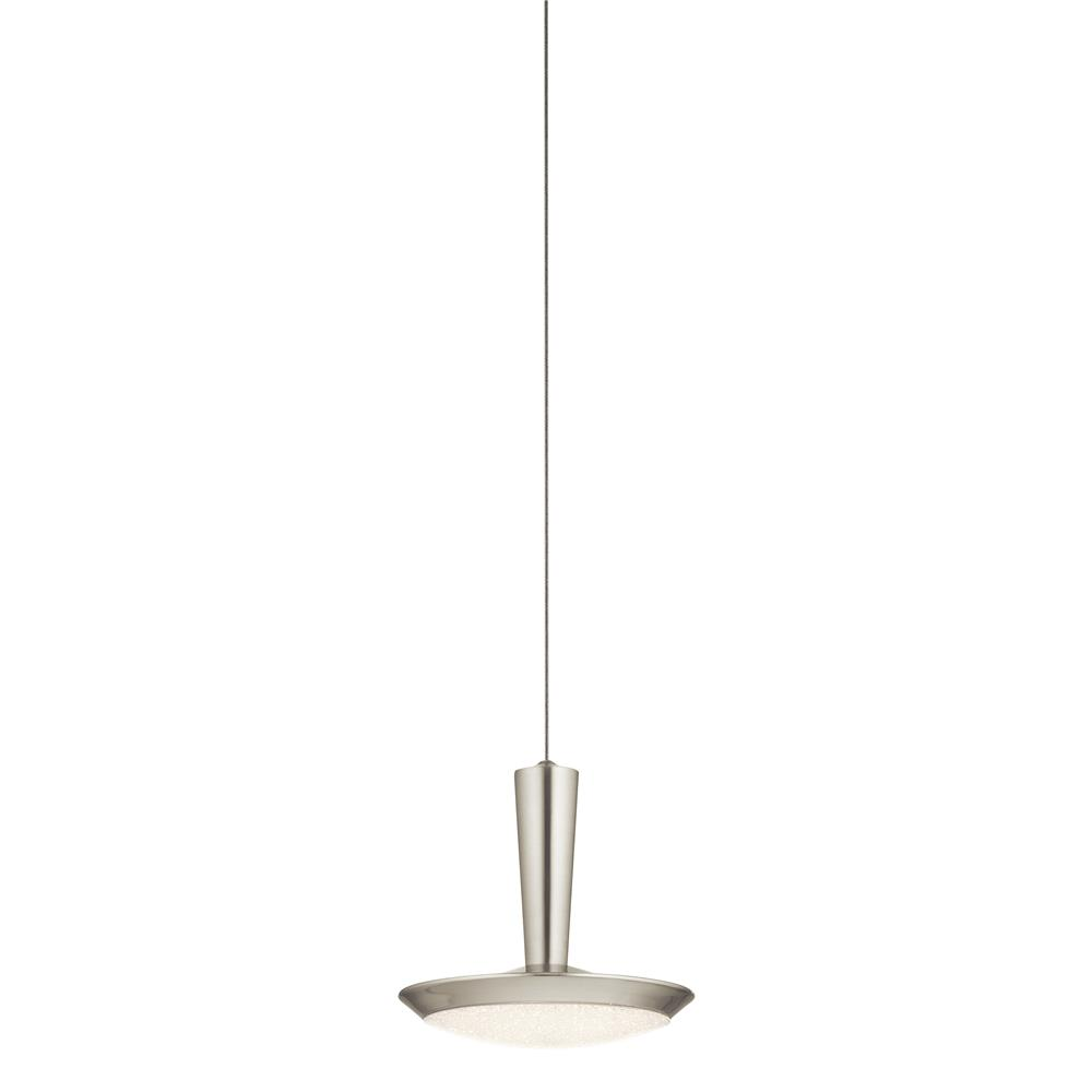 Elan 83690 Karah LED Pendant Brushed Nickel