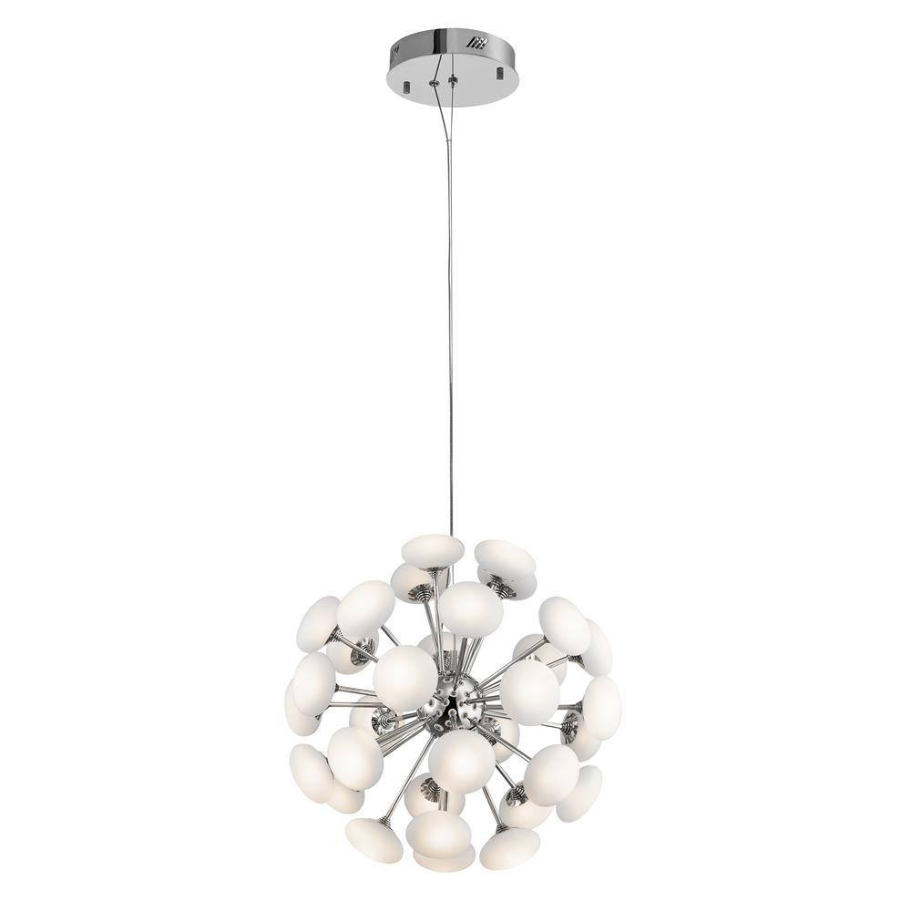 Elan 83694 KOTTON™ LED Pendant Chrome