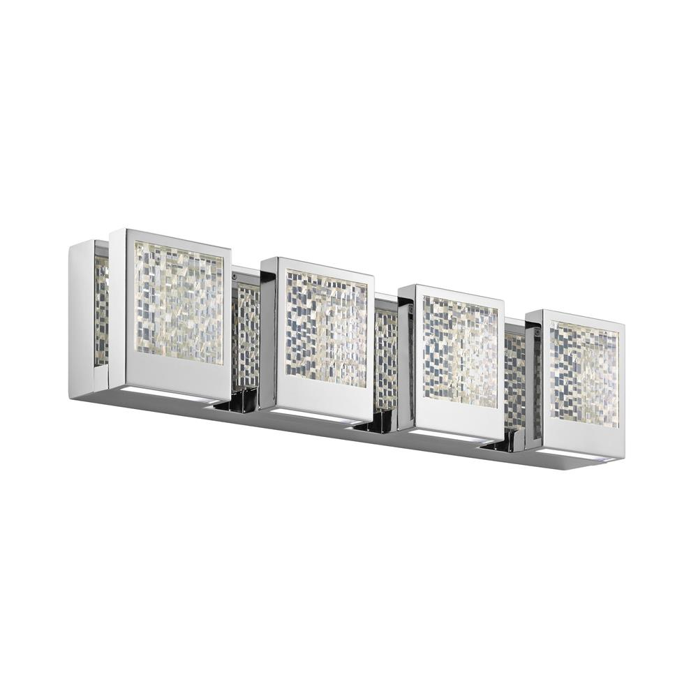 "Elan 83727 LED 4-Light 24"" Vanity"