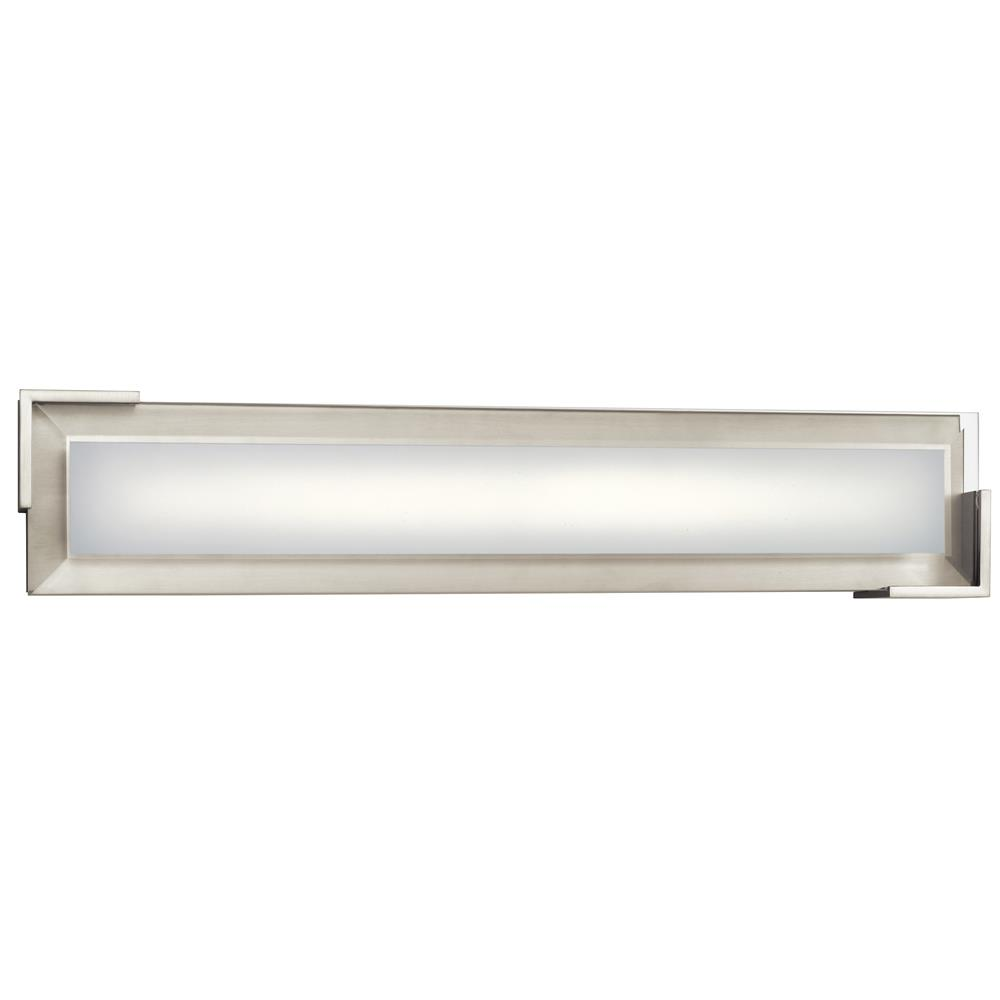 "Elan 83798 LED 20.75"" Vanity Brushed Nickel"