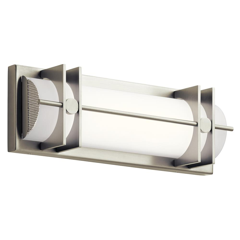 Elan 83906 Nolan LED Vanity in Brushed Nickel