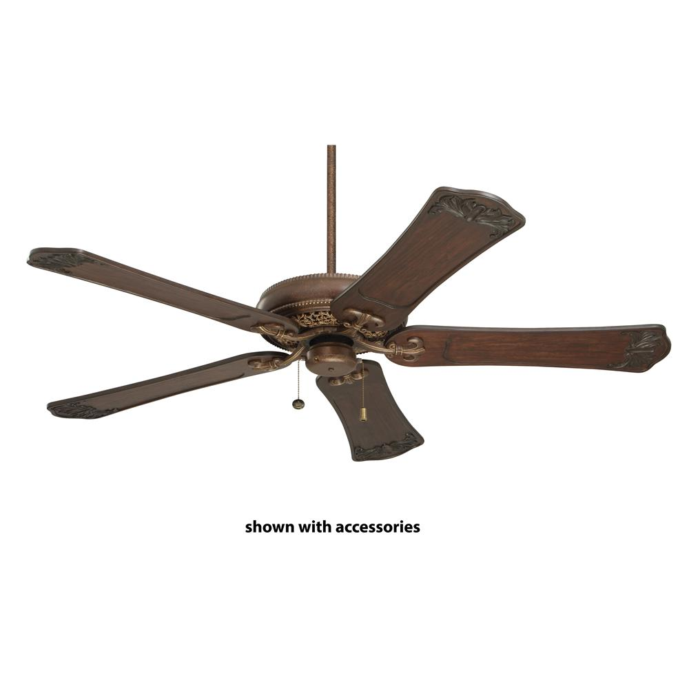 Emerson CF4501GBZ Crown Select Classic  Ceiling fan in Gilded Bronze