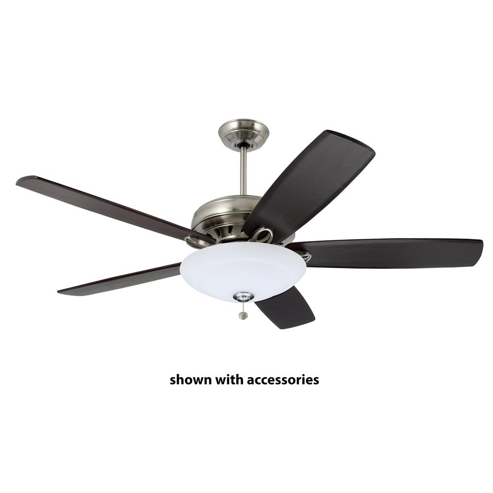 Emerson CF5200BS Penbrooke Select Eco Transitional  Ceiling fan in Brushed Steel