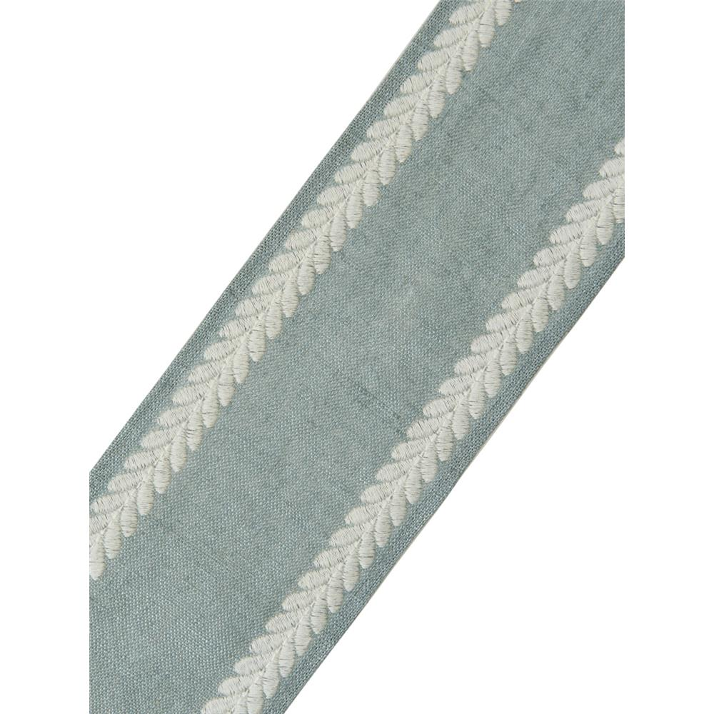 Fabricut Amelie Trim In Chambray