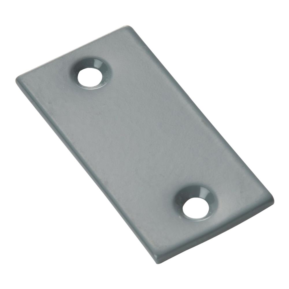First Watch Security 1191 Filler Plate Prime Coat Gray Finish