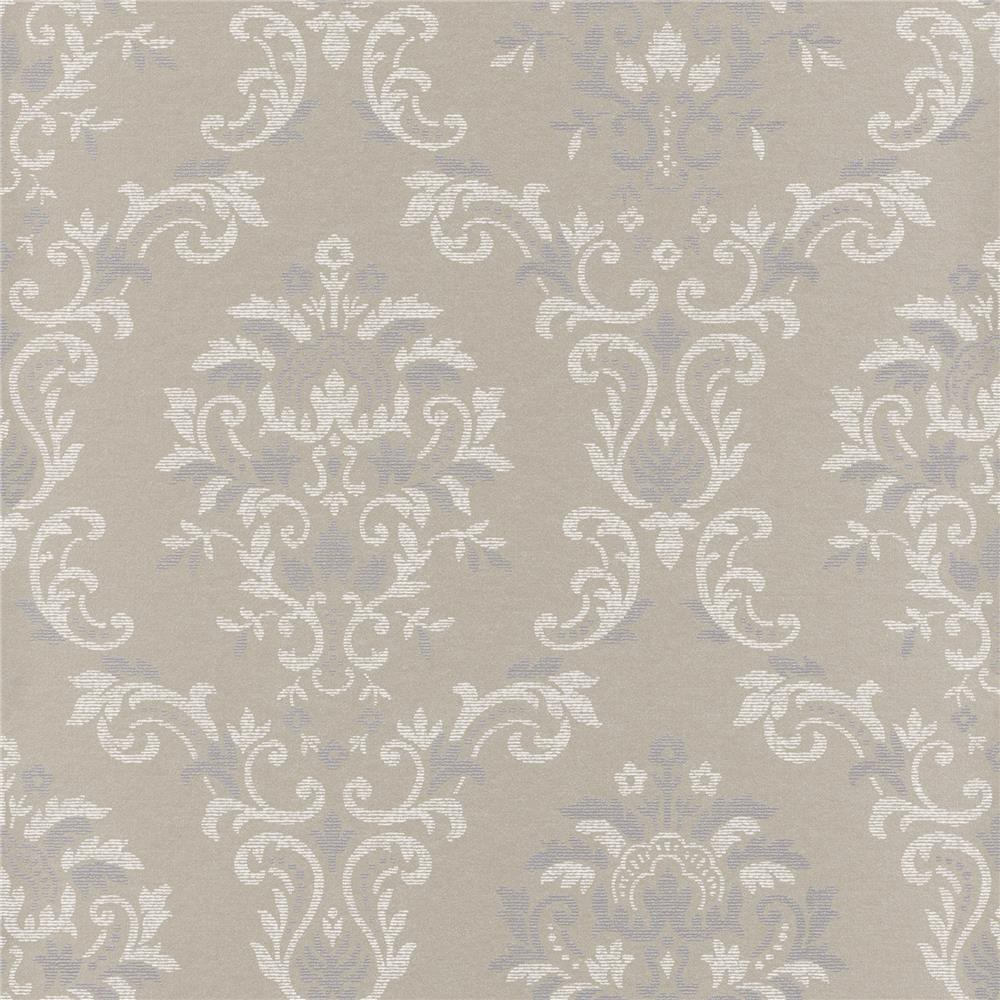 Fc31521 Galerie Fc31521 Floral Chic Yellow Gold Wallpaper
