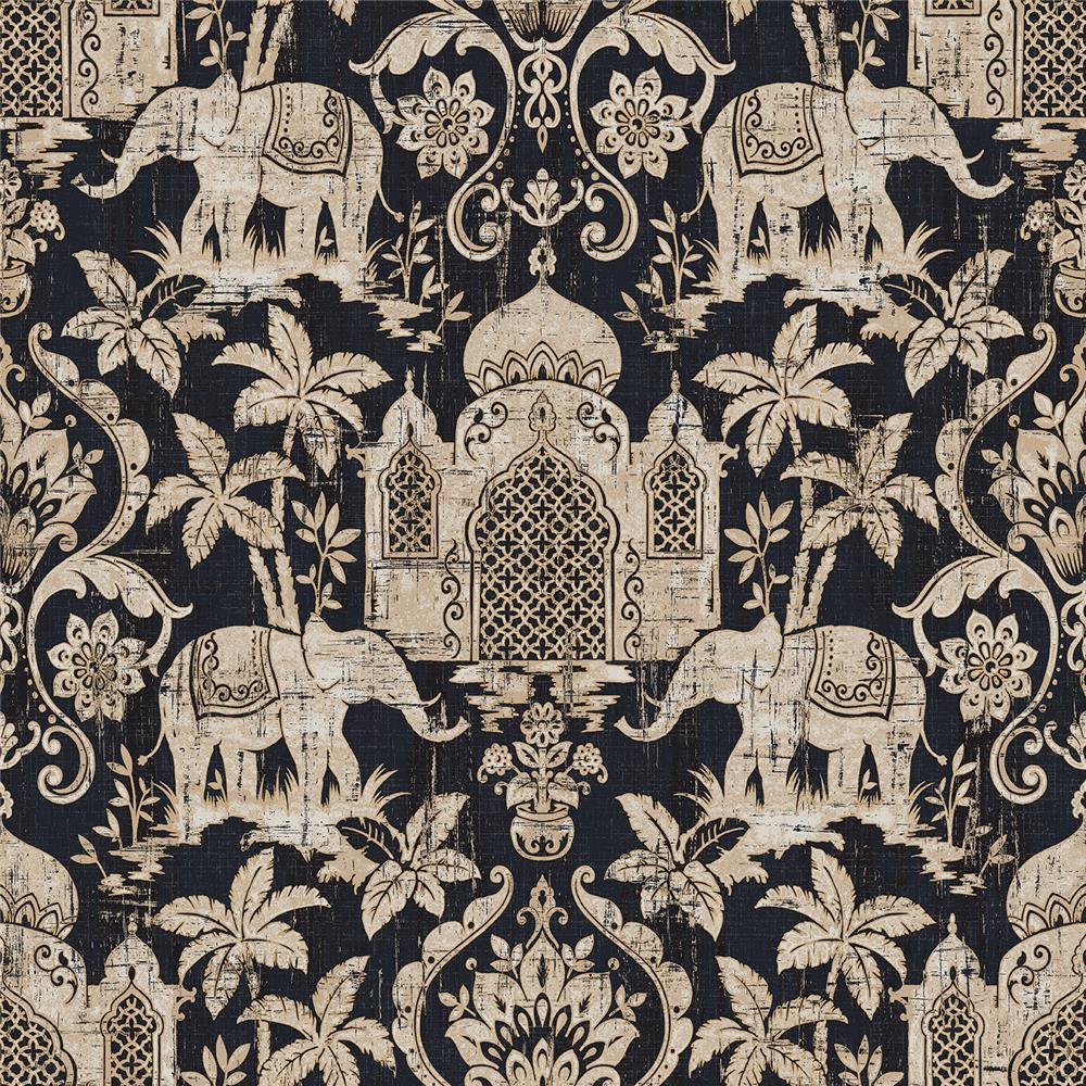 Galerie G67363 Indo Chic Wallpaper