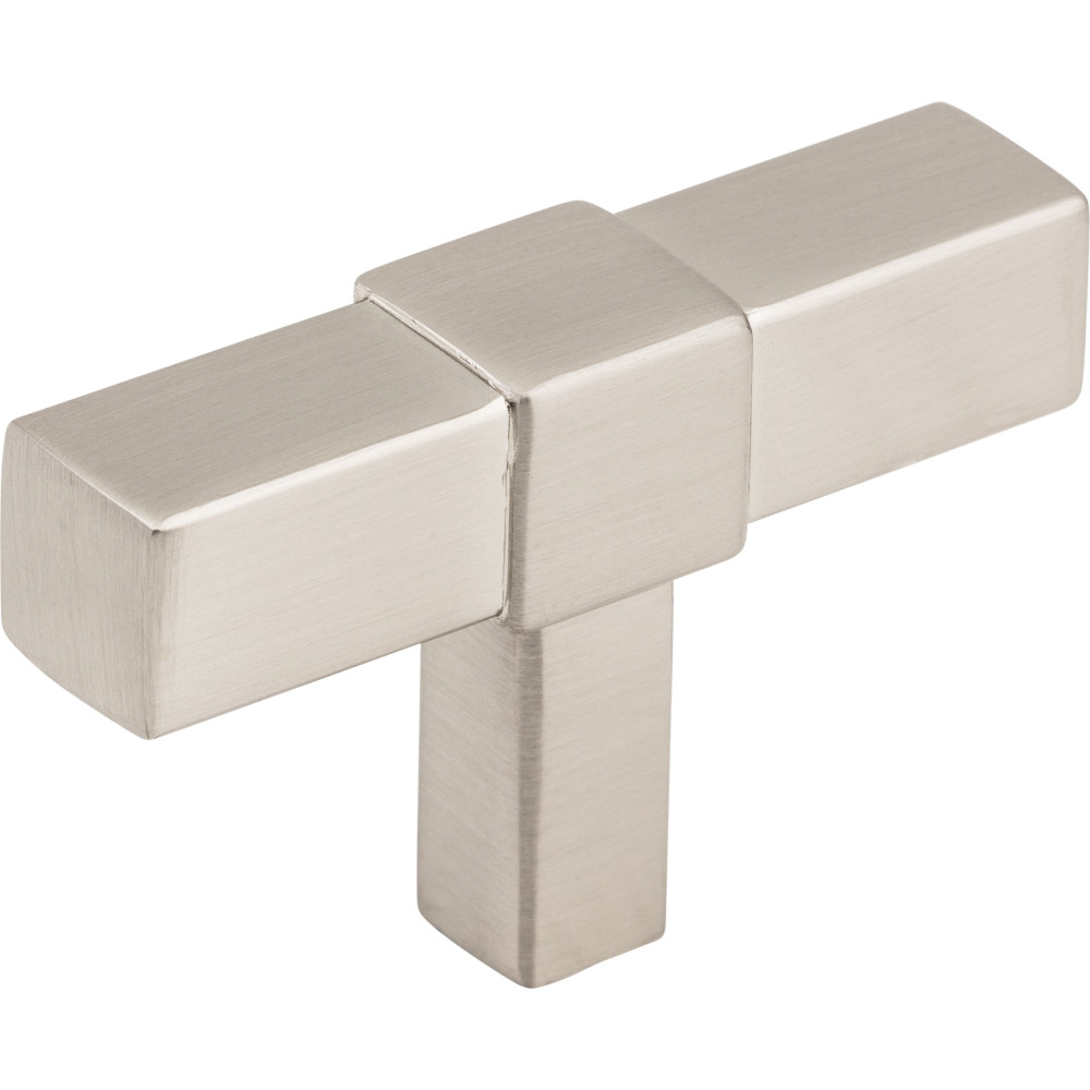 Jeffrey Alexander by Hardware Resources 293T-SN Zane Cabinet Knob
