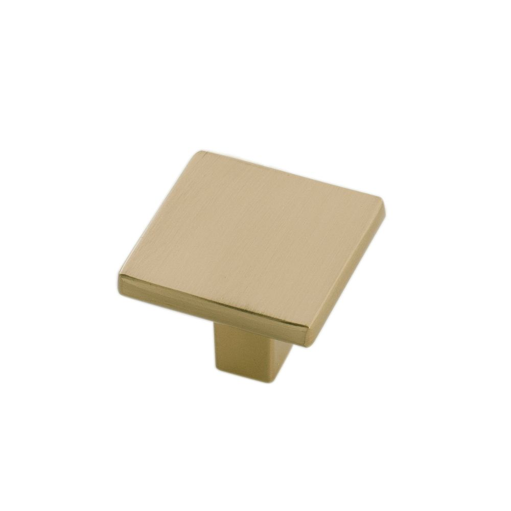 Hickory Hardware HH075341-EGN Skylight Collection Knob 1-1/4 Inch Diameter Elusive Golden Nickel Finish