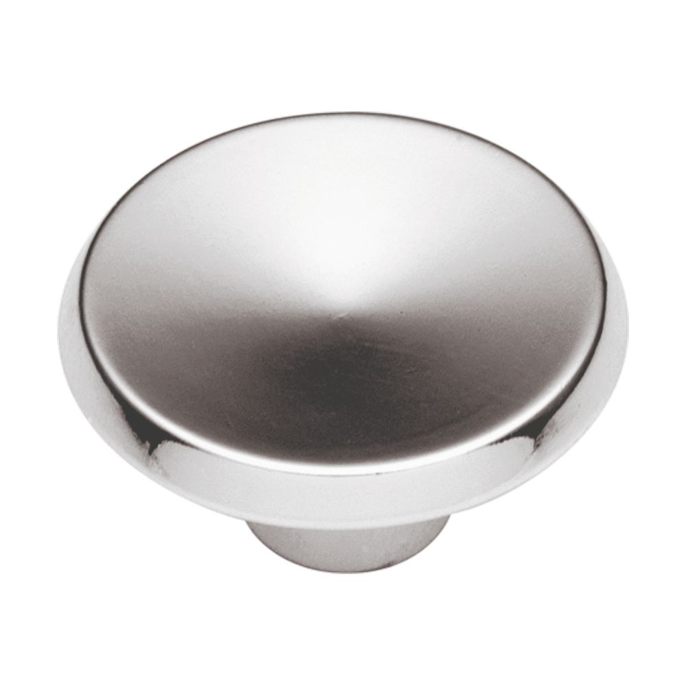 Hickory Hardware P113-26 Sunnyside Collection Knob 1-1/2 Inch Diameter Chrome Finish