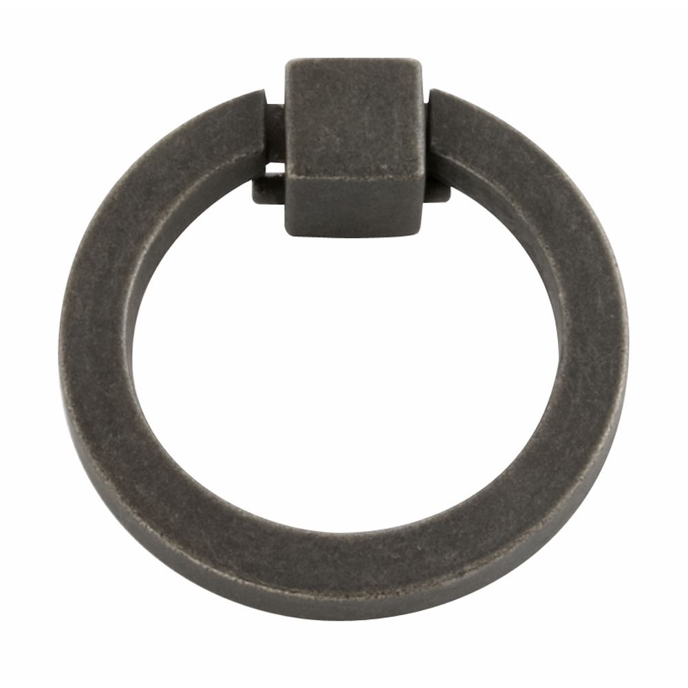 Hickory Hardware P3190-WOA Camarilla Collection Ring Pull Windover Antique Finish