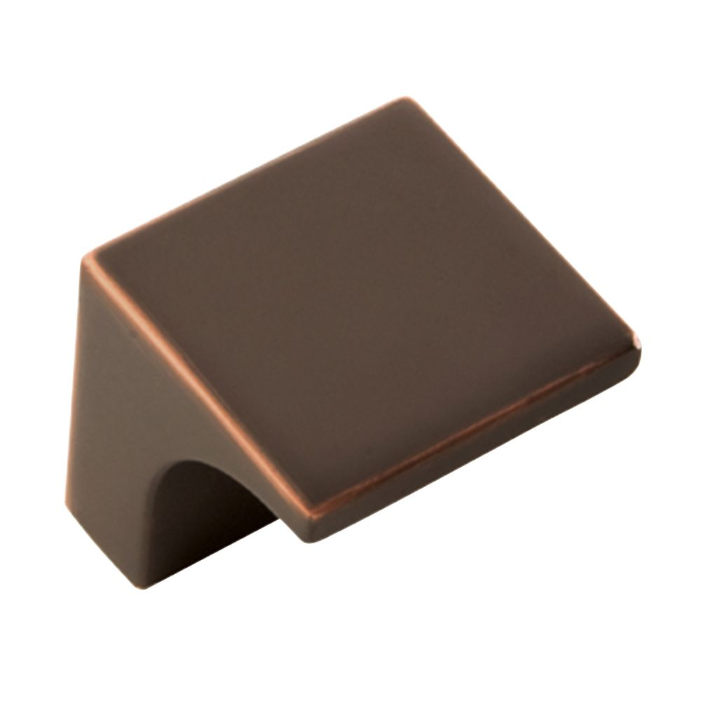 Hickory Hardware P3330-OBH Knob Collection Knob 1-1/4 Inch Diameter Oil-Rubbed Bronze Highlighted Finish