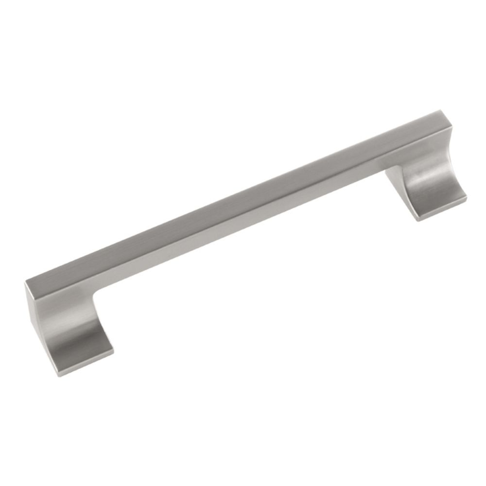 Hickory Hardware P3331-SS Swoop Collection Pull 6-5/16 Inch (160mm) Center to Center Stainless Steel Finish