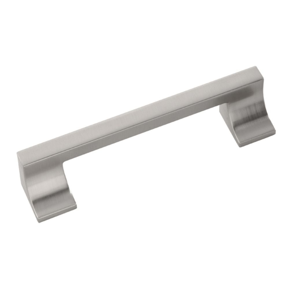 Hickory Hardware P3333-SS Swoop Collection Pull 5-1/16 Inch (128mm) Center to Center Stainless Steel Finish