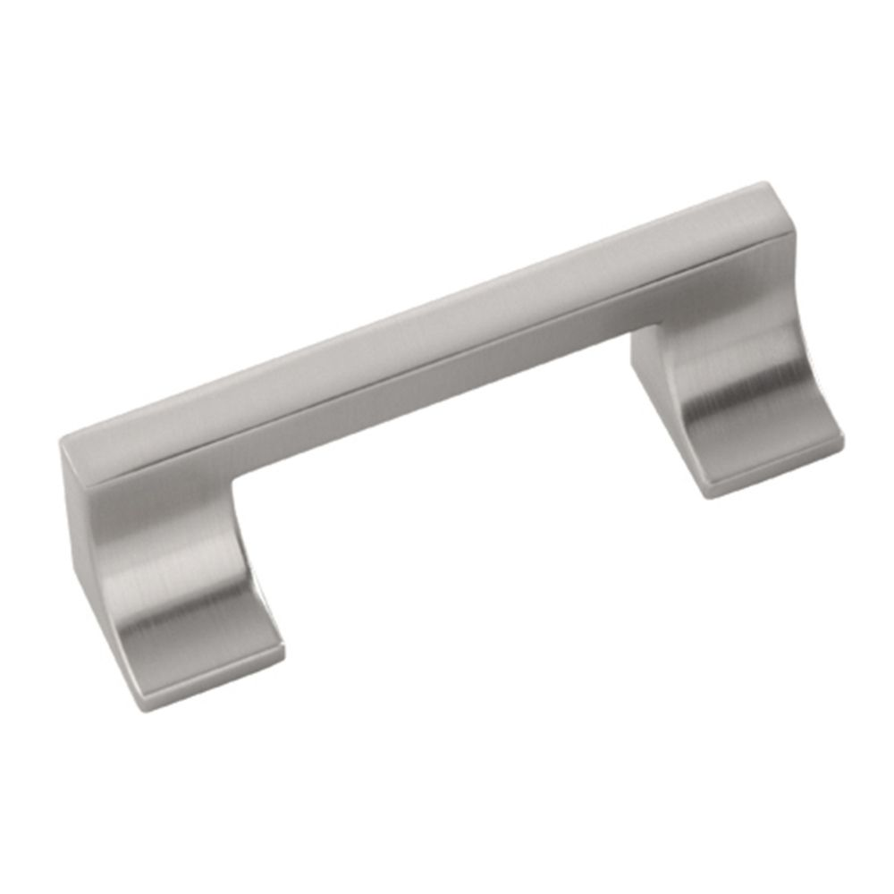 Hickory Hardware P3334-SS Swoop Collection Pull 3 Inch & 3-3/4 Inch (96mm) Center to Center Stainless Steel Finish