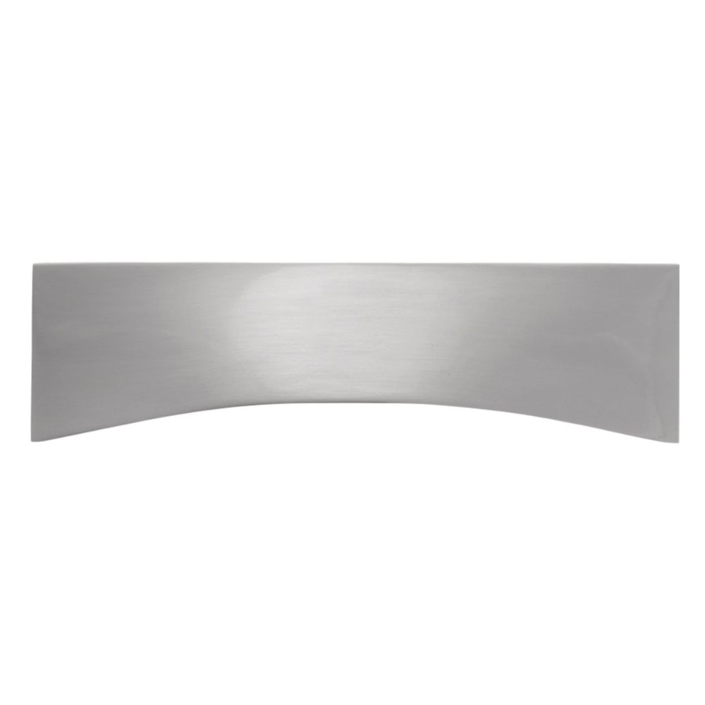 Hickory Hardware P3619-SN Metro Mod Collection Pull 3-3/4 Inch (96mm) Center to Center Satin Nickel Finish