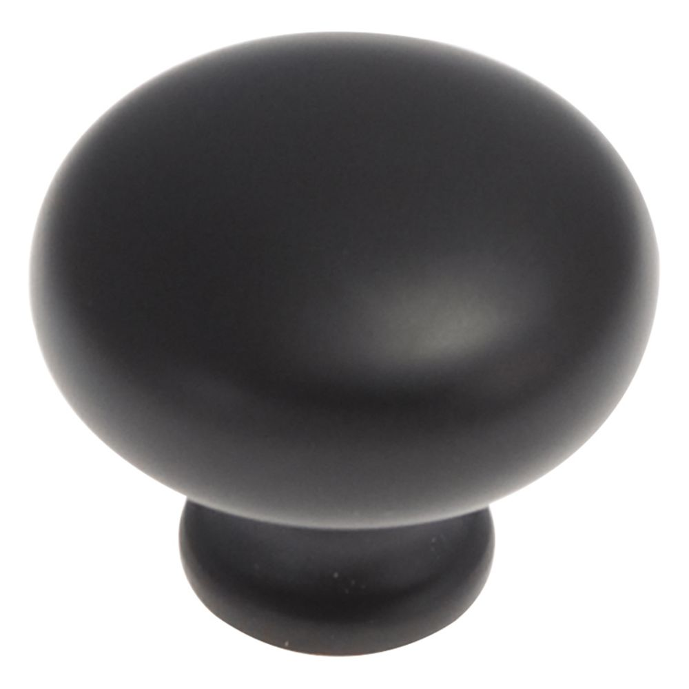 Hickory Hardware P771-10B Cottage Collection Knob 1-1/4 Inch Diameter Oil-Rubbed Bronze Finish
