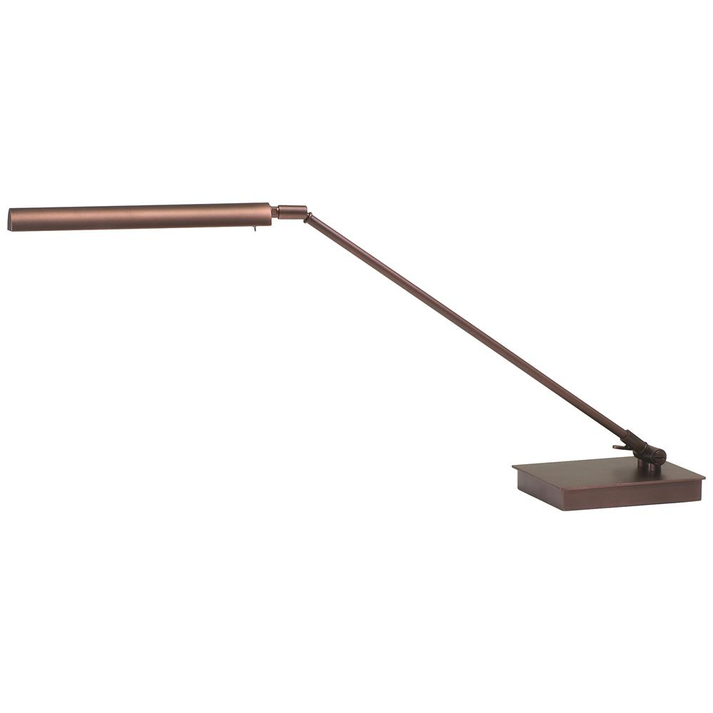 House of Troy G350-CHB Generation Adjustable LED Desk/Piano Lamp