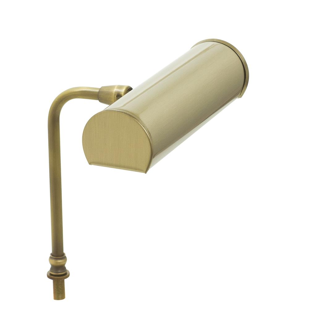"House of Troy LABLED7-71 Advent 7"" Battery Operated LED Lectern Lamp in Antique Brass"