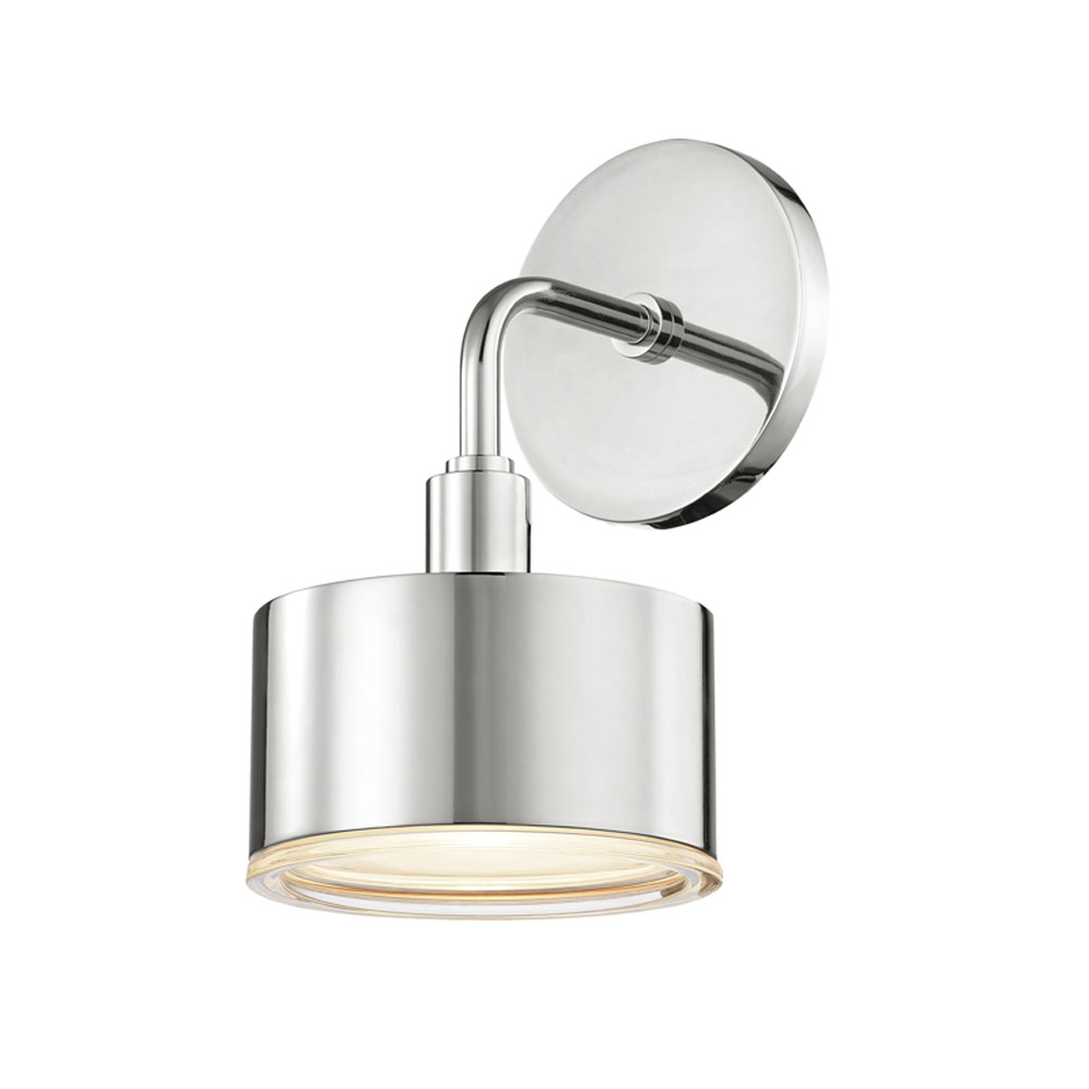 Mitzi by Hudson Valley Lighting H159101-AGB NORA 1 Light Wall Sconce
