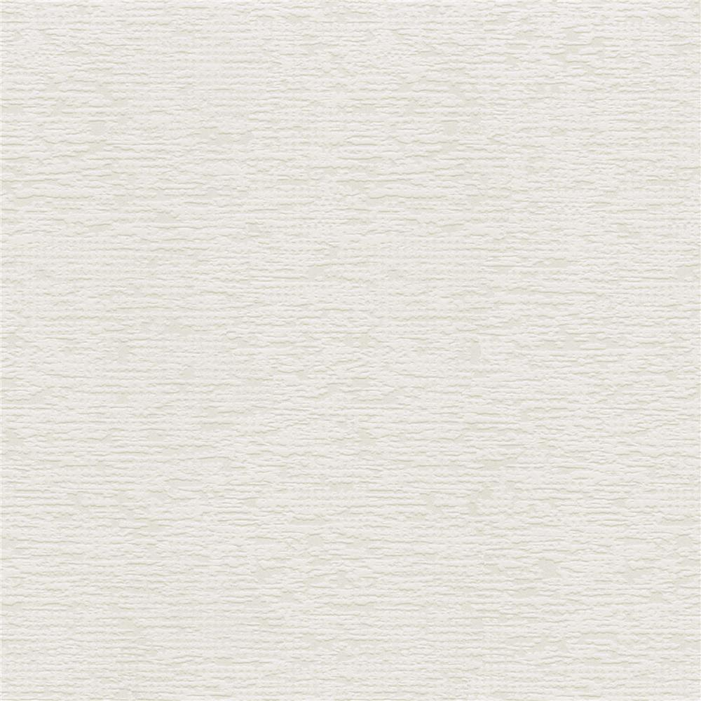 JF Fabrics 52078 91W8621 Karma Wallpaper in White