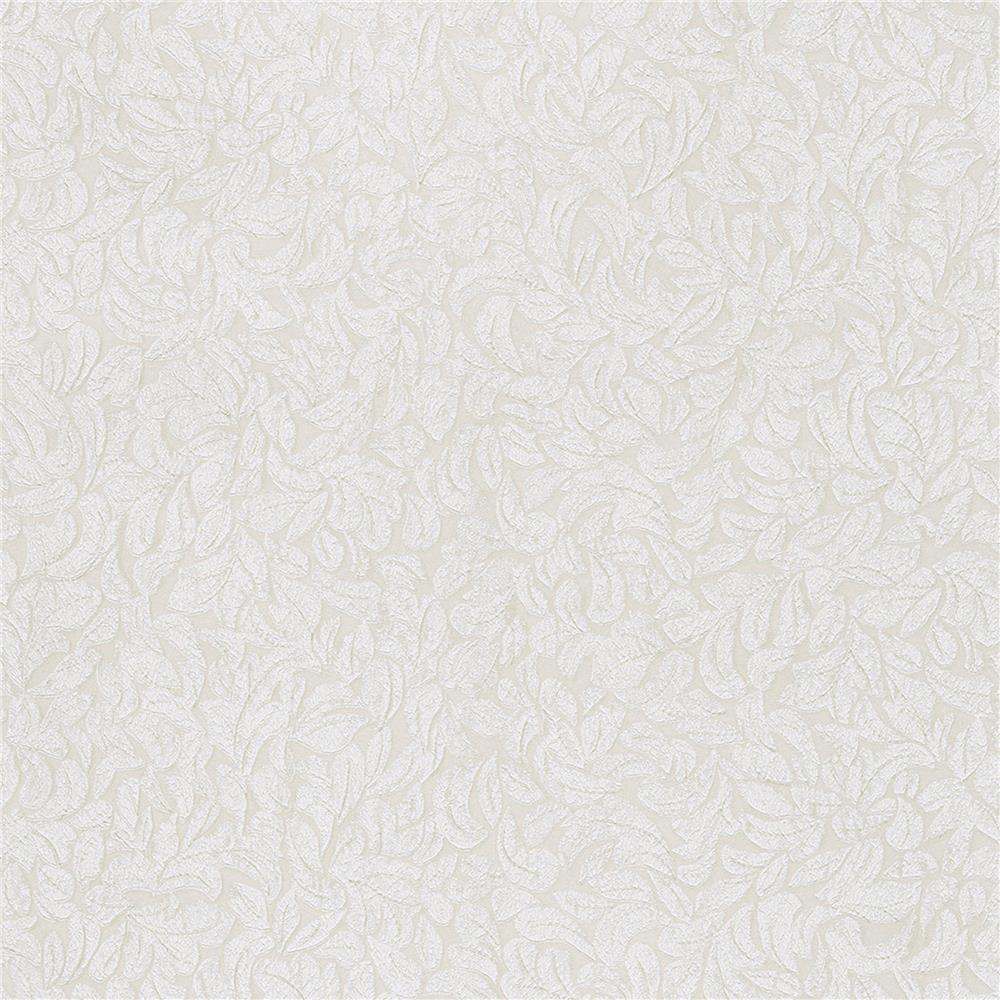 JF Fabrics 52112 30W8811 IN BLOOM Cream; Beige Wallpaper