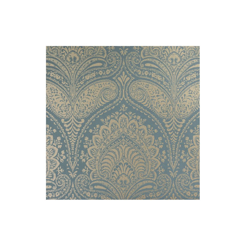 JF Fabrics 8006-67 Wallcovering Medalion Straight Match Wallpaper