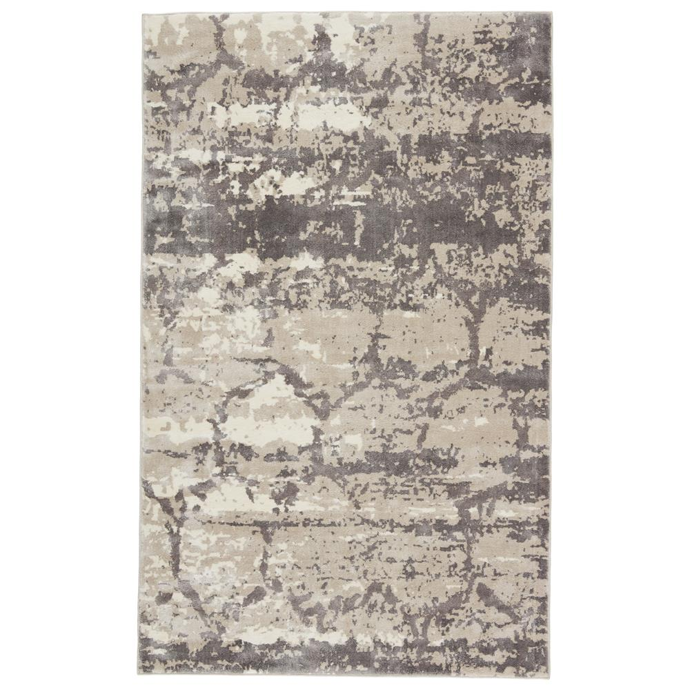 Jaipur Living ATO03 Perry Abstract Gray/ Taupe Area Rug (10
